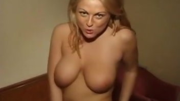 Amateur German Big Natural Tits Cum In Mouth