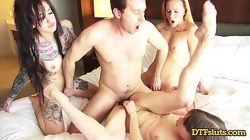 Group Sex Cumshot Facial Teen