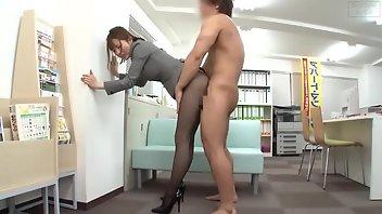 porno high heels