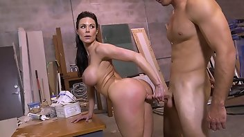 Dance Ass MILF Blowjob Brunette