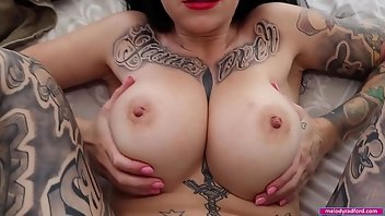 Goth MILF Tattoo Amateur