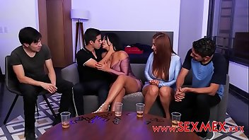 Club Creampie MILF Blowjob