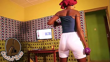 Nigerian Teen Black Amateur