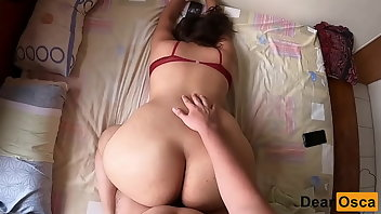 Venezuelan Teen Latina Doggystyle