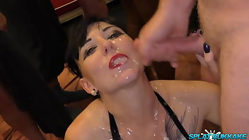 Irish Cumshot Facial Blowjob