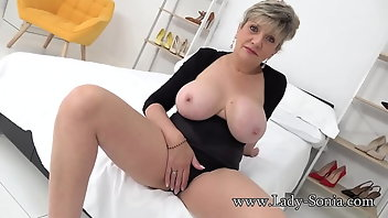 Softcore Blonde MILF Mature